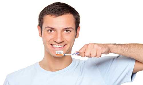 Clean teethes