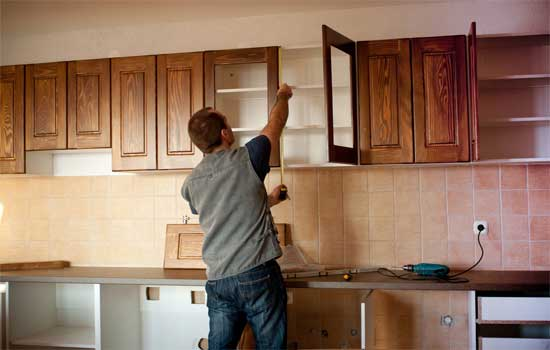 How to Measure Kitchen Cabinets