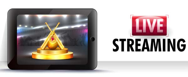 Cricket Live Streaming Applications