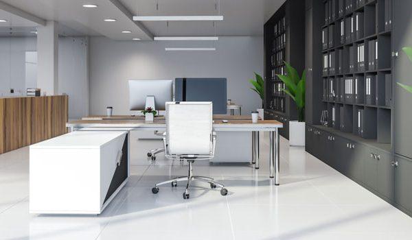 Office Interior Design Concept