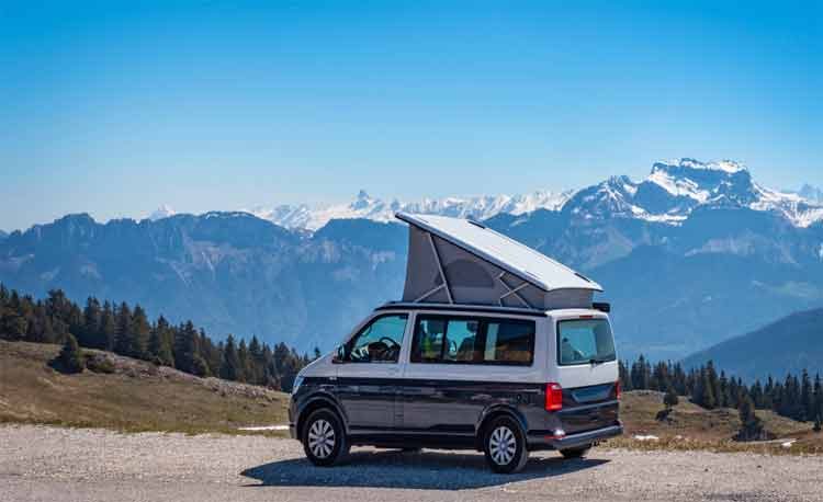 how to maintain RV rubber roof