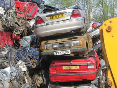 Tips to scrap a car for most money