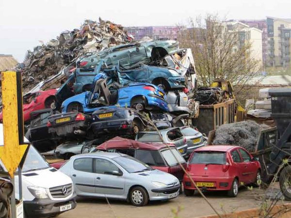 How you can Scrap a Car for a Perfect Price