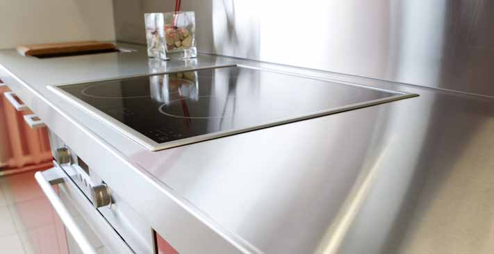 What Gauge Stainless Steel Is Best For Countertops