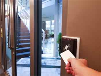 How to Add Electric Locks on Commercial Doors