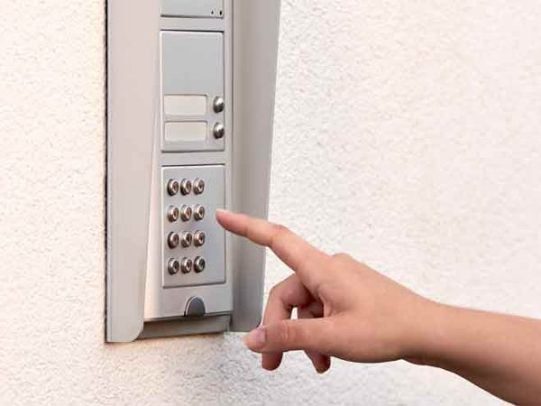 How to Put an Electric Lock on a Commercial Door?