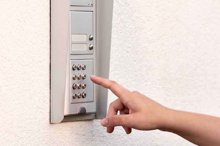 How to Put an Electric Lock on a Commercial Door