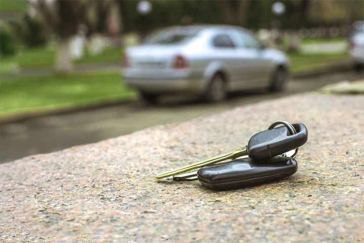 What to do if You Lose your only Car Key
