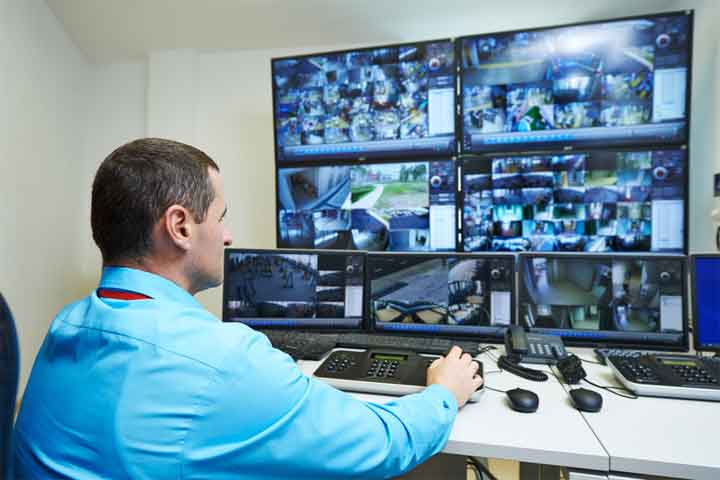 How to Use CCTV to Monitor Employees