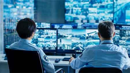 CCTV to Monitor