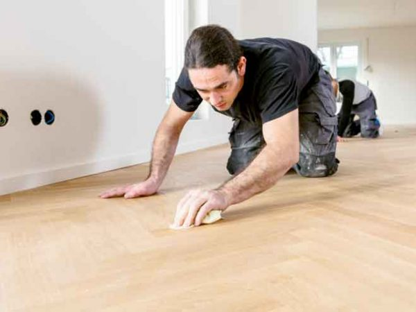 DIY: Remove Paint from Hardwood Floors