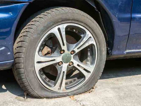 What to Do If You Get a Puncture in Your Run Flat Tyre